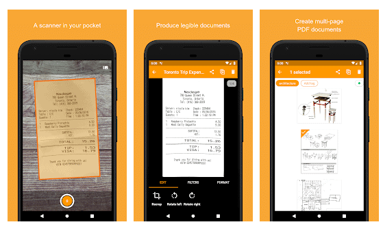 genius scan app