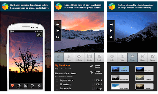 best time lapse app for iPhone