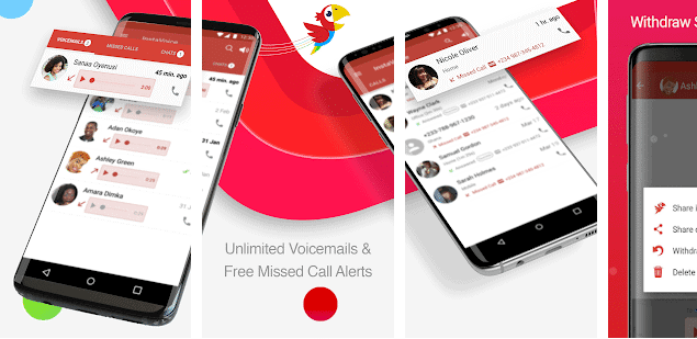 voicemail apps android