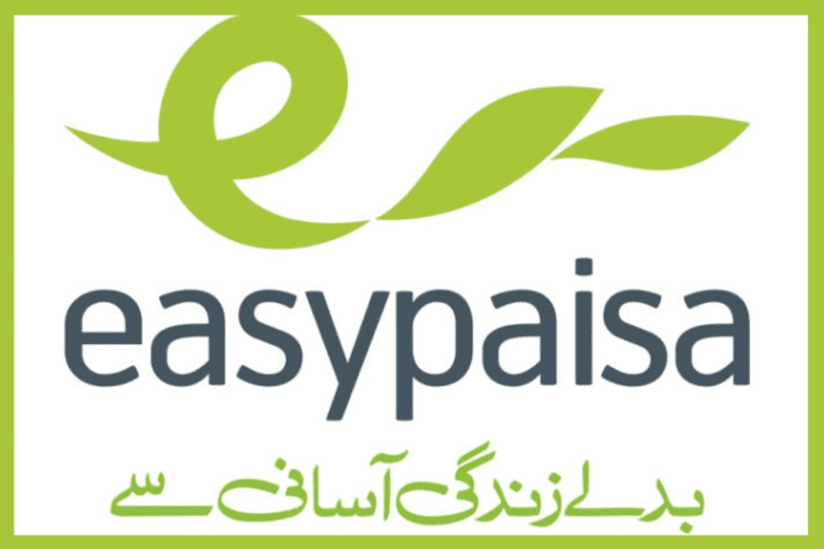 easypaisa account sign up, create Easypaisa account