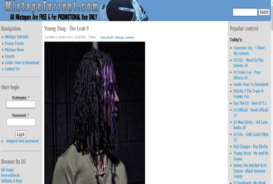torrent music download