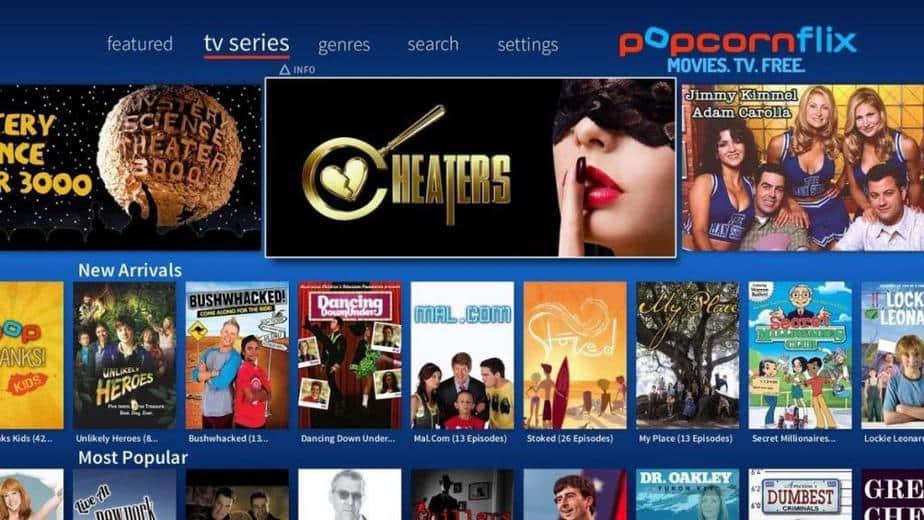 movie tv shows