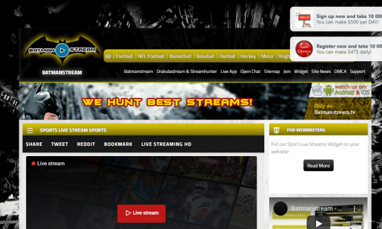 best soccer streaming sites , smartcric