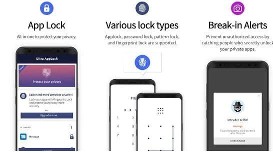 best app lock for android 2020