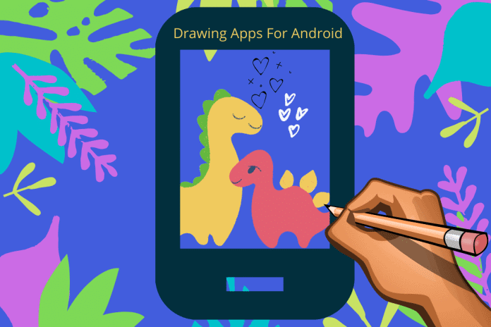 drawing apps for android